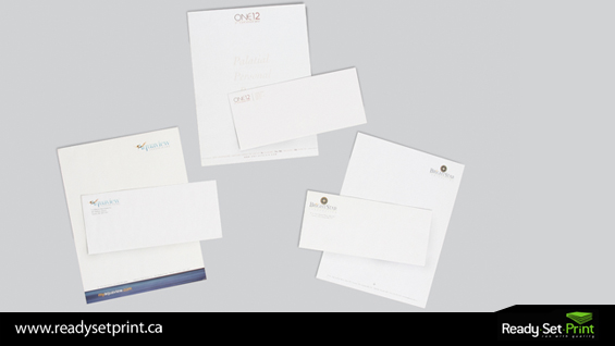 Letterhead Stationary Samples
